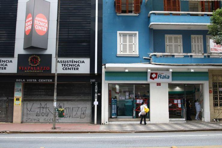 Farmácias continuam funcionando em São Paulo no período de qu