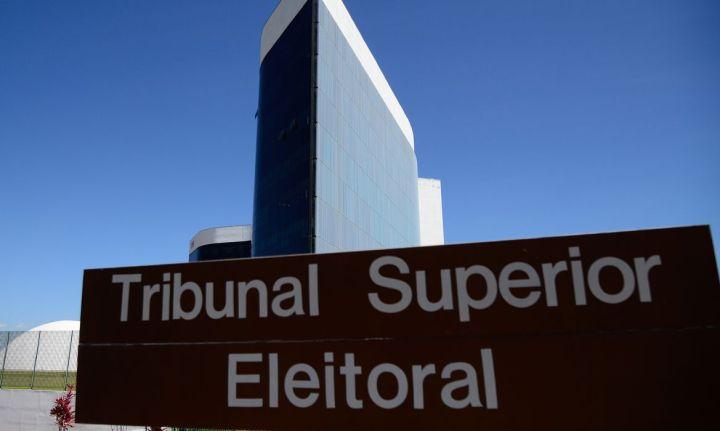 Fachada do edifício sede do Tribunal Superior Eleitoral (TSE)