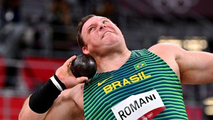Darlan Romani avança às finais