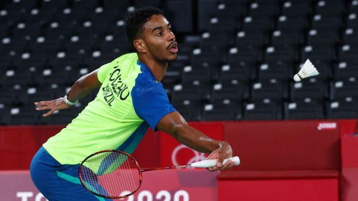 Badminton - Ygor Coelho