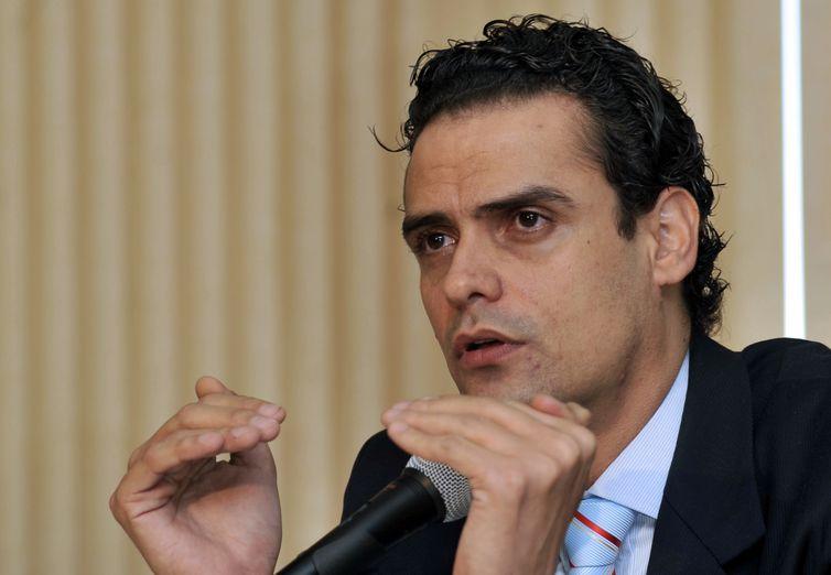 Secretário executivo da Comissão Interamericana de Direitos Humanos (CIDH), o brasileiro Paulo Abrão