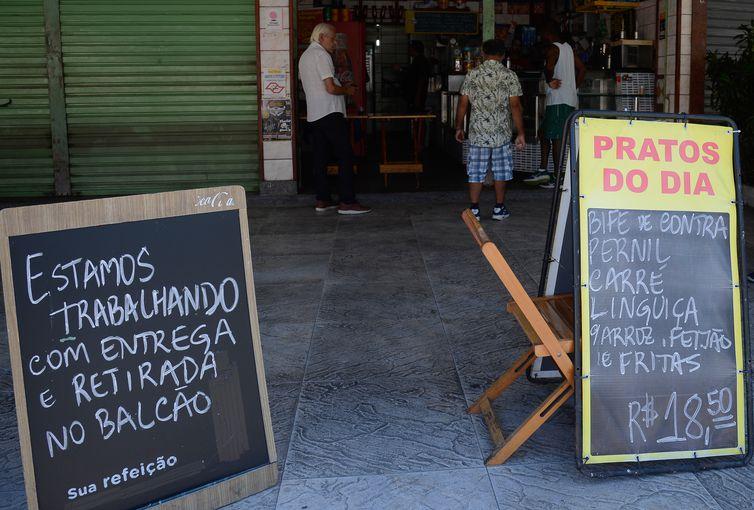 Setores do comércio são autorizados a reabrir no Rio de Janeiro