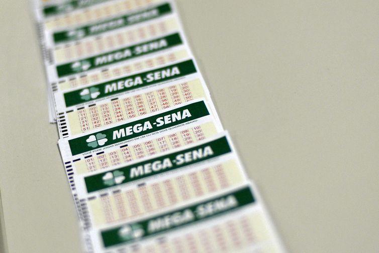 Mega-Sena, loterias, lotéricas