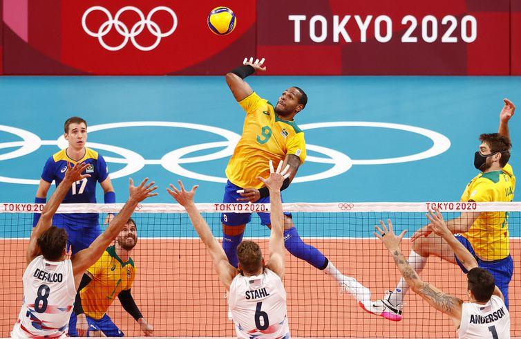 brasil, vôlei, olimpíada, tóquio 2020