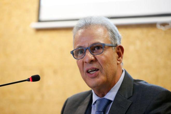 (Brasília  - DF, 28/09/2020)  Palavras do Ministro de Estado de Minas e Energia, Almirante Bento Costa Lima Leite Albuquerque Junior.Foto: Carolina Antunes/PR