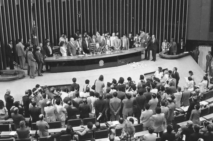abr031013abr240913foto04 - ANIVERSÁRIO DA CF: referência da história contemporânea, Constituição completa 30 anos
