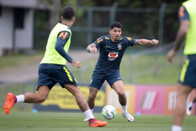 Allan está escalado como titular da seleção brasileira no jogo contra a Venezuela, pelas Eliminatórias da Copa do Mundo do Catar