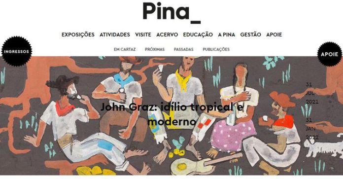 Pinacoteca abre exposição sobre John Graz