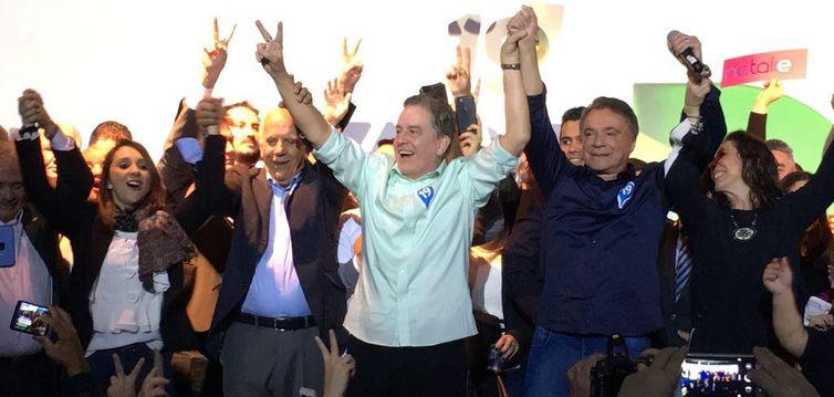 Podemos confirma Álvaro Dias como candidato a presidente da República, nas eleições de 2018