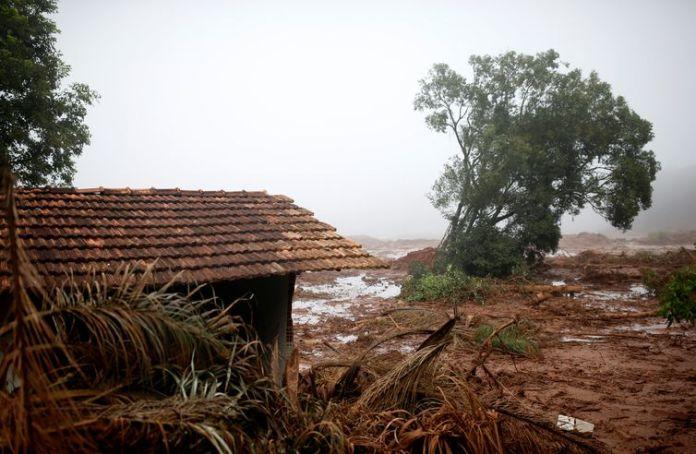 Brumadinho, Barragem, Minas Gerais