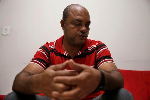 Romeu Geraldo de Oliveira, de 43 anos, morador de Paracatu.