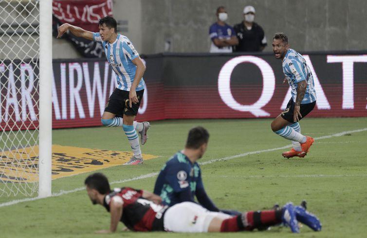 Copa Libertadores - Flamengo v Racing Club