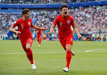 Ao vivo: Inglaterra faz 1 a 0 contra Suécia no duelo pela semi