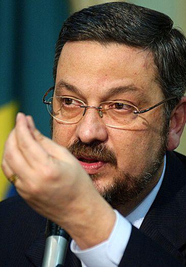 Palocci, ministro em 2005