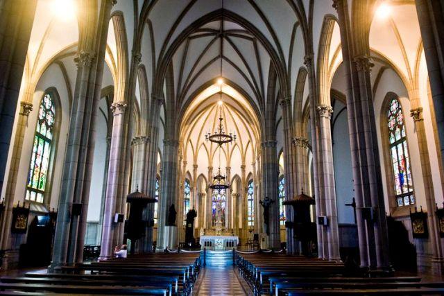 Catedral São Pedro de Alcântara em Petrópolis