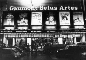Cine Belas Artes nos anos 80