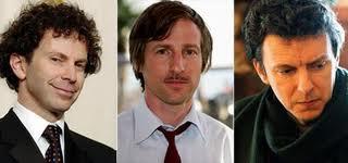 Kaufman, Jonze e Gondry
