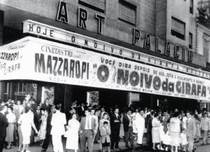 Cine Art Palacio... direto do Tunel do Tempo