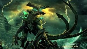 Um Kaiju Lovecraftiano!