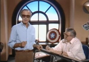Stan Lee e John Buscema