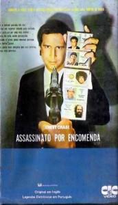 Assassinato por Encomenda com lembrança do VHS