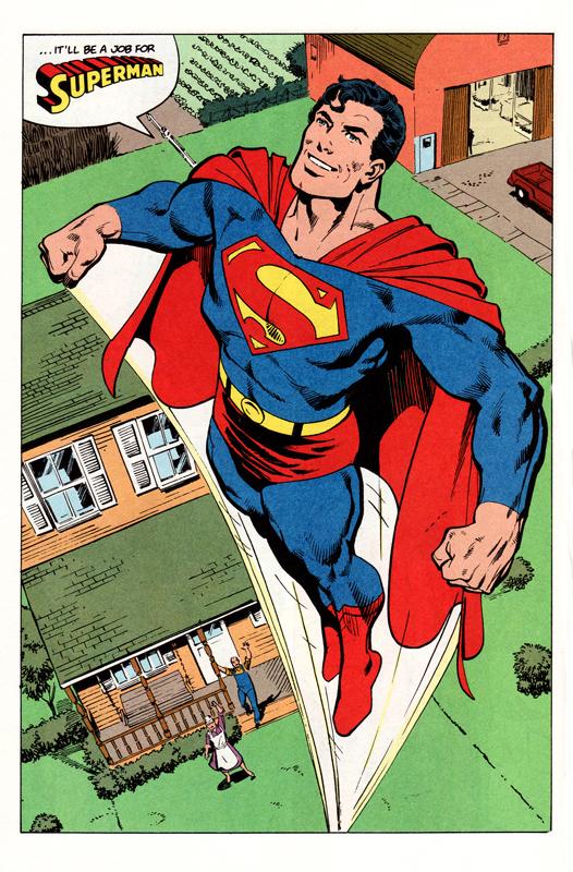 O Superman reformulado