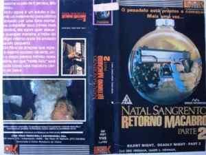 O VHS de Natal Sangrento II