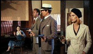 Bonnie & Clyde. Um exemplo clássico da Nova Hollywood.