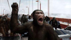 Cena de Planeta dos Macacos: A Origem