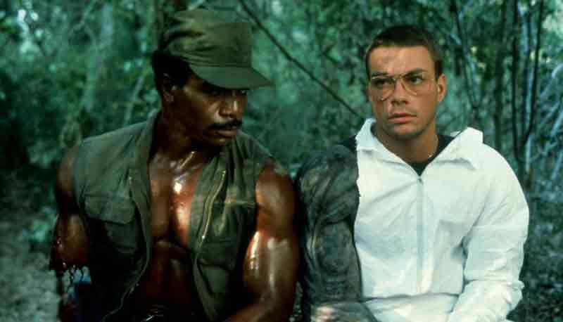Filme Predador - Jean-Claude Van Damme