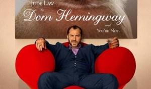 Poster comercial da A Recompensa (Dom Hemingway)