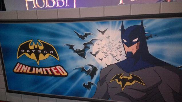 desenho e filme batman