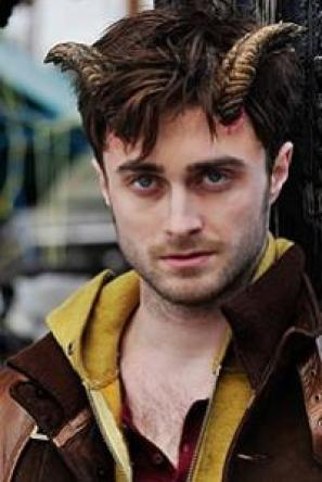 Radcliffe e seu novo visual