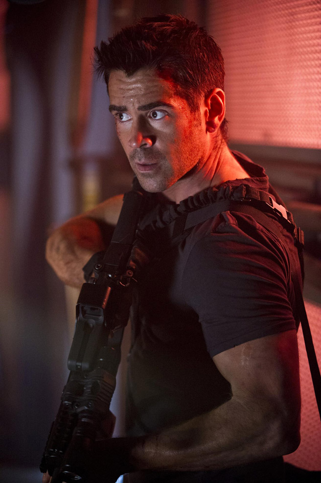 Colin Farrel - Total Recall