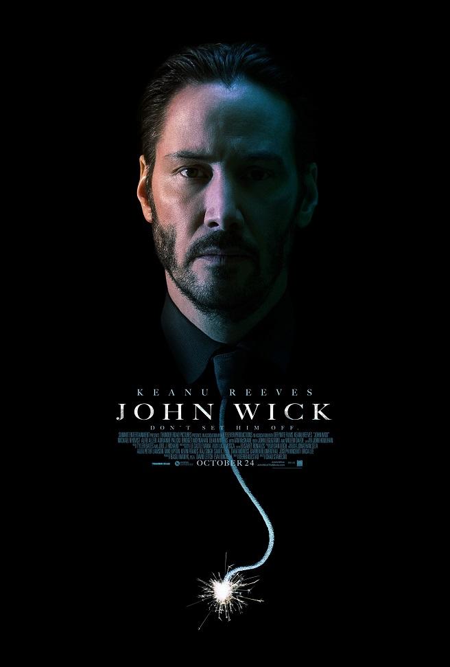 Pôster JOHN WICK