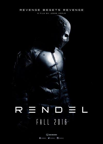 rendel filme - teaser poster