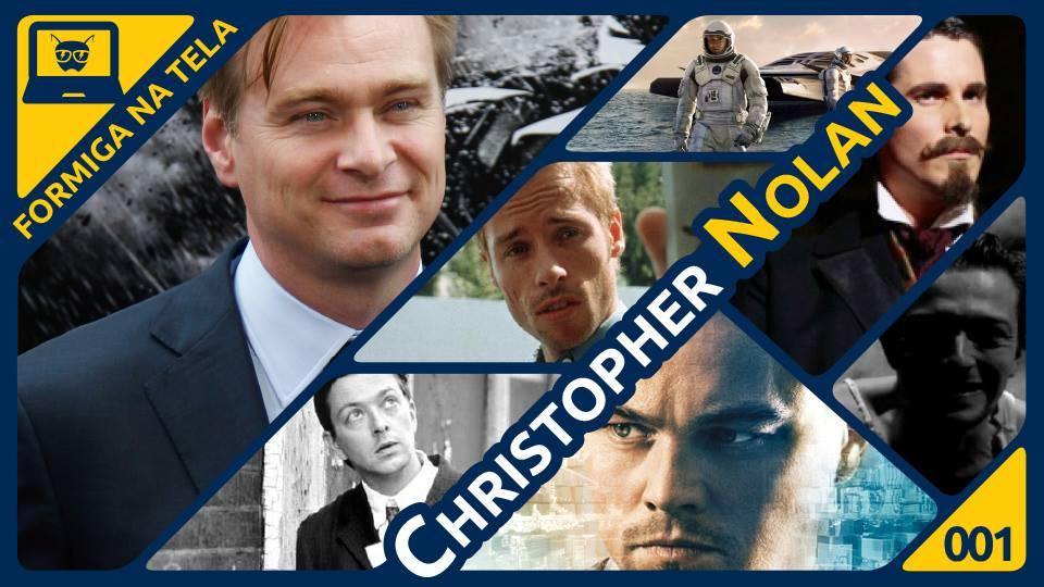 Christopher Nolan - Formiga na Tela