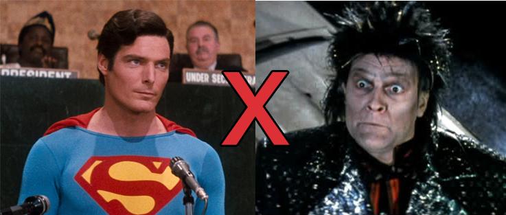 Superman IV teve uma cena deletada bem