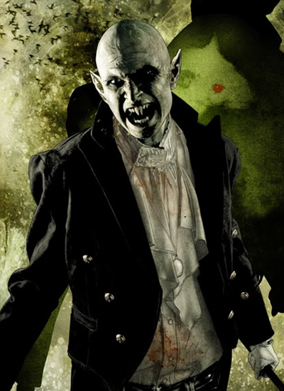 Representante do Clã Nosferatu!