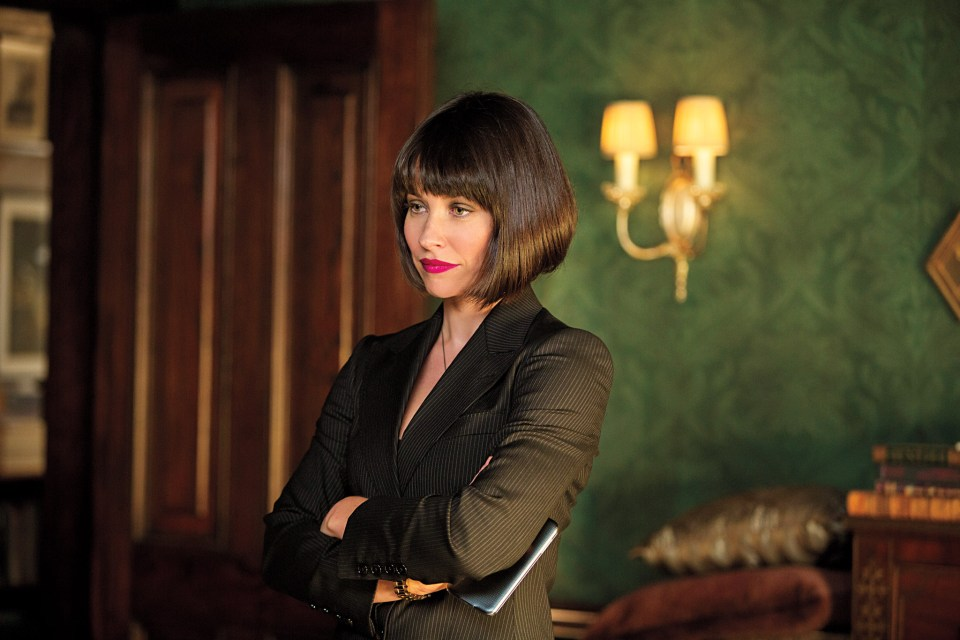 Evangeline Lilly como Hope Van Dyne!