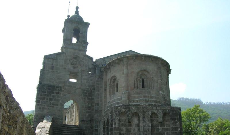 Mosteiro medieval espanhol!