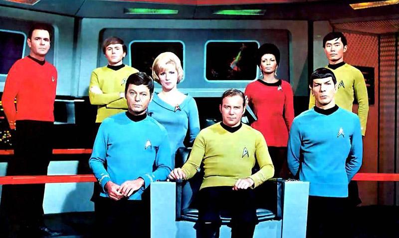 Star Trek A Série Clássica