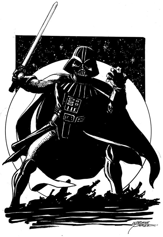 Star Wars_George Pérez