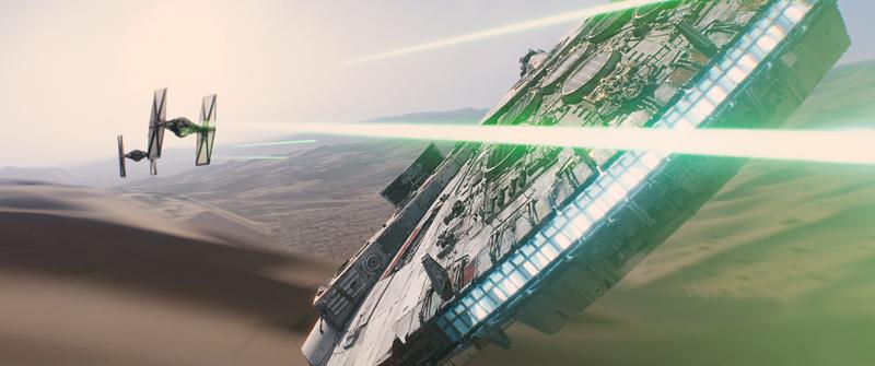 tar Wars: O Despertar da Força