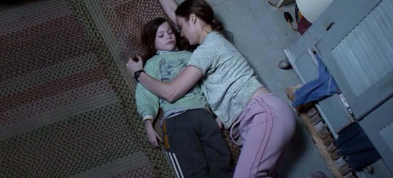 O Quarto de Jack - Brie Larson e Jacob Tremblay