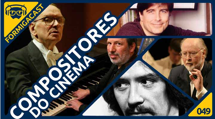 Podcast Compositores do Cinema