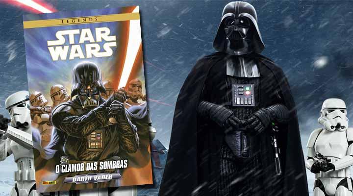 Darth Vader: O Clamor das Sombras - Panini
