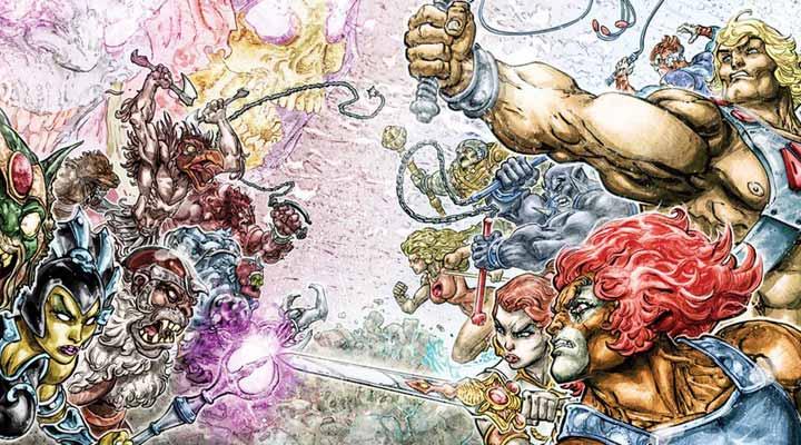 He-Man e Thundercats