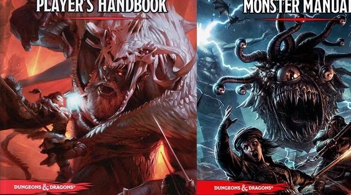 O Senhor dos Aneis é tema de D&D 5ª Edição!