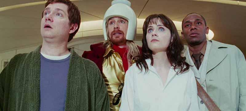 O Guia do Mochileiro das Galáxias adaptado ao cinema em 2005!